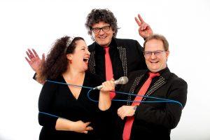 Jan-Peter, Carsten und Leyla
